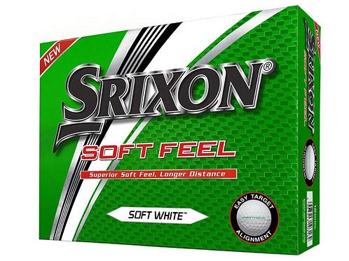 Srixon Soft Feel Dozen Balls