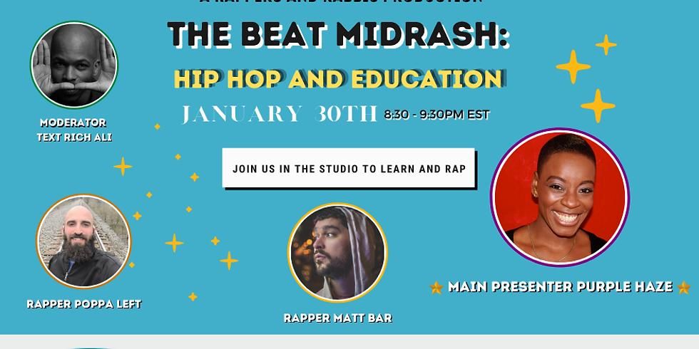 The Beat Midrash: Hip Hop and Education: Teacher's Tools