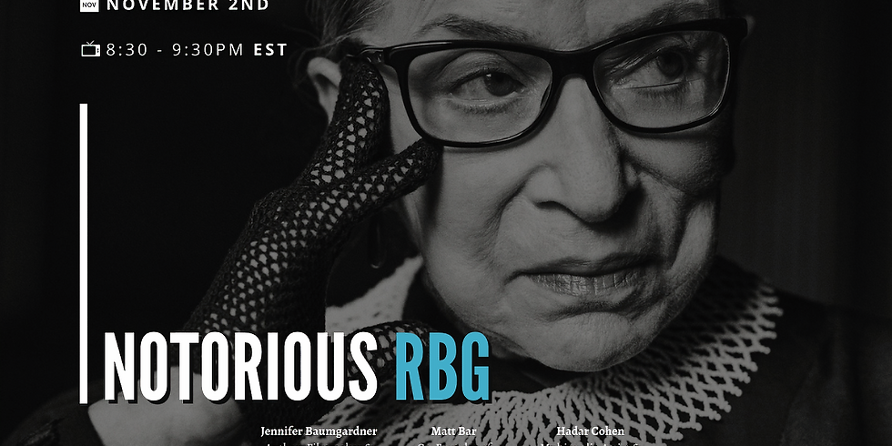 The Notorious R.B.G Mixtape and More