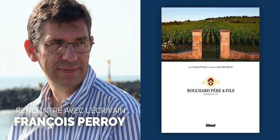 Rencontre avec l'auteur François Perroy