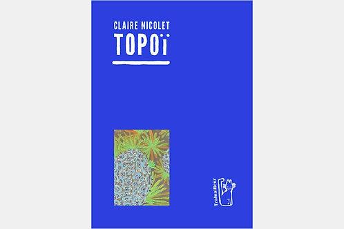 Claire NICOLET - Topoï #1
