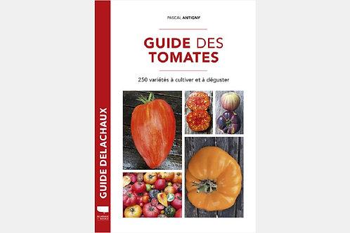 Pascal ANTIGNY - Guide des tomates