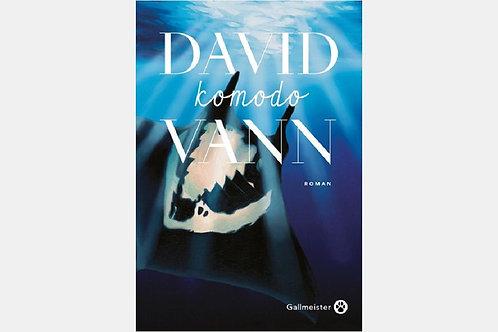 David VANN - Komodo