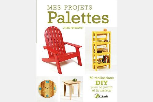 Chris PETERSON - Mes projets Palettes