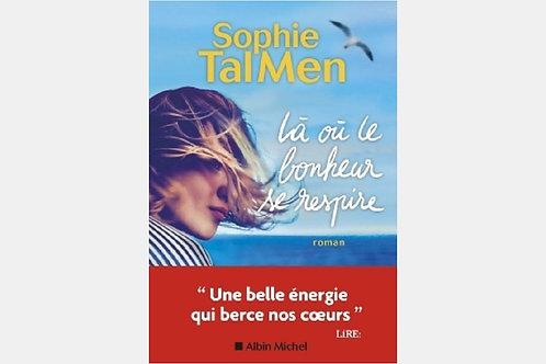 Sophie TALMEN - Là où le bonheur se respire