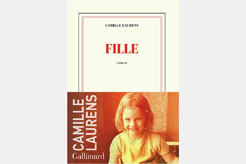 Camille LAURENS - Fille