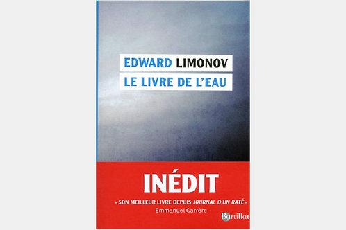 Edward LOMONOV - Le livre de l'eau