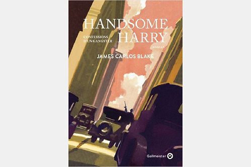 James Carlos BLAKE - Handsome Harry
