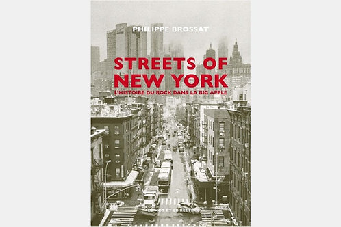 Philippe BROSSAT - Streets of New York