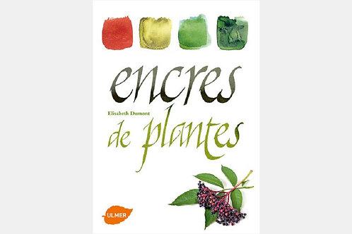 Elisabeth DUMONT - Encres de plantes