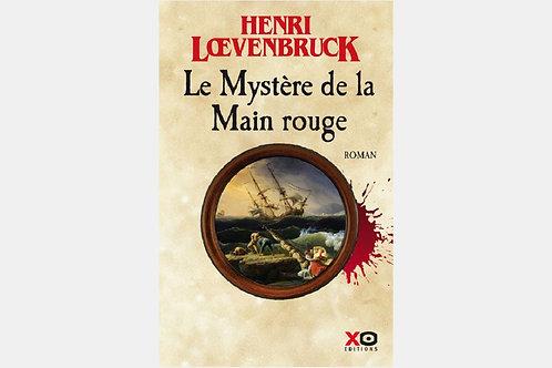 Henri LŒVENBRUCK - Le Mystère de la Main rouge