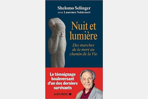 Shelomo SELINGER & Laurence NOBECOURT - Nuit et lumière