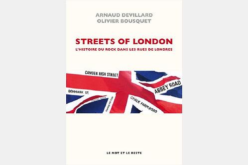 A. DEVILLARD, O. BOUSQUET - Streets of London
