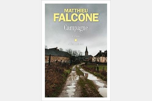 Matthieu FALCONE - Campagne