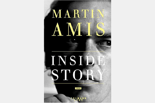 Martin AMIS - Inside Story