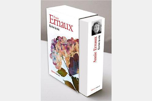 Annie ERNAUX - Ecrire la vie