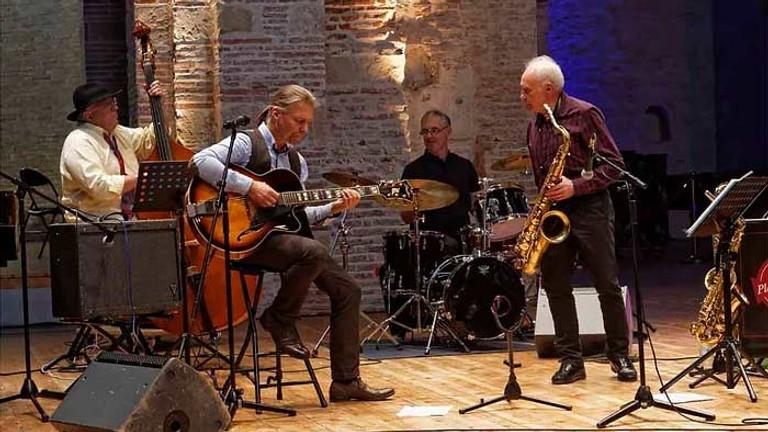 Dîner concert dans le jardin avec The West Coast Quartet - Jazz