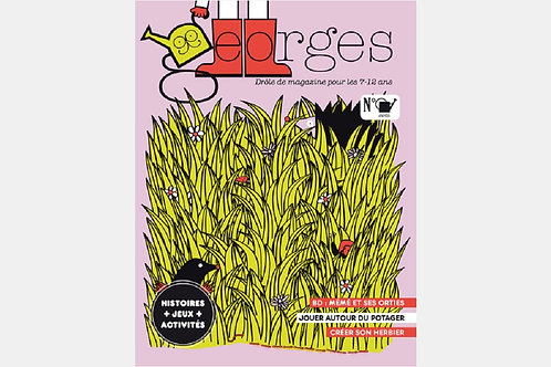 Georges Drôle de Magazine 7-12 ans