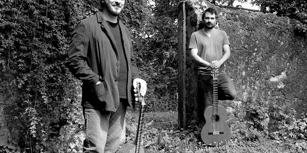 Dîner concert dans le jardin avec Zyriad - Musique espagnole