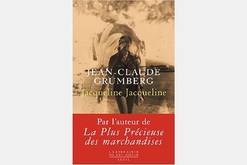 Jean-Claude GRUMBERG - Jacqueline Jacqueline