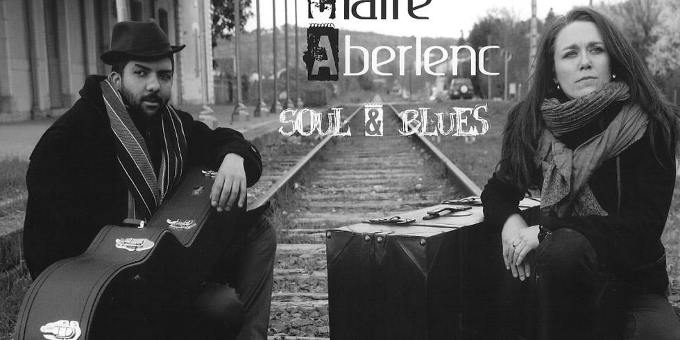 Soirée Blues & Soul - Claire Aberlenc en concert