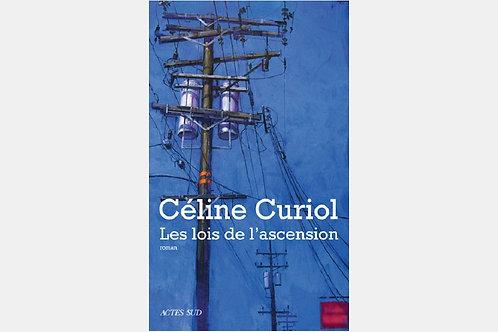 Céline CURIOL - Les lois de l'ascension