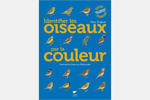 Marc DUQUET - Identifier les oiseaux par la couleur