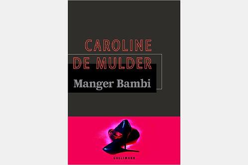 Caroline de MULDER - Manger Bambi