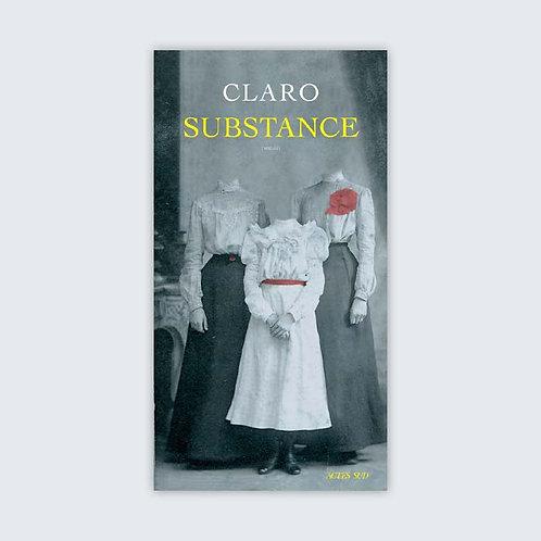 CLARO - Substance