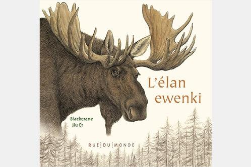 Blackcrane & Jiu'ER - L'élan ewenki