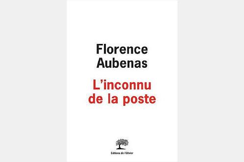 Florence AUBENAS - L'inconnu de la poste