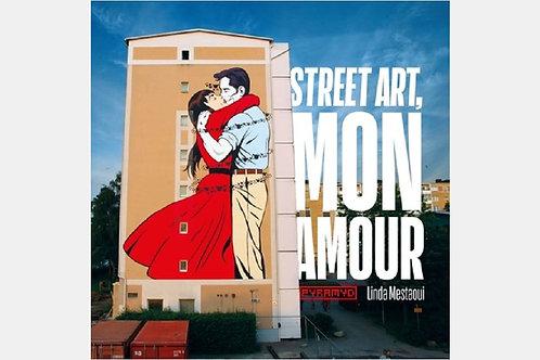 Linda MESTAOUI- Street Art, mon amour