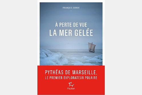 François GARDE - A perte de vue la mer gelée