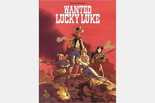 Matthieu BONHOMME - Wanted Lucky Luke