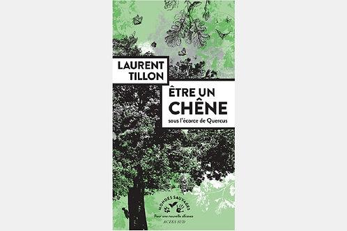 Laurent TILLON - Etre un chêne, sous l'écorce de Quercus