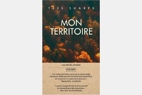 Tess SHARPE - Mon territoire