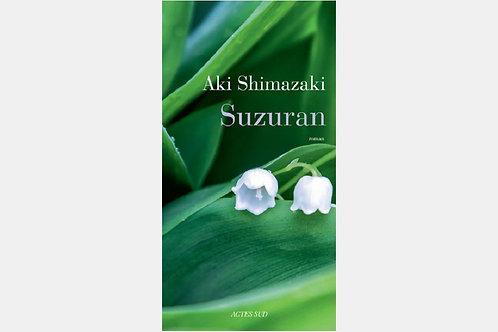 Aki SHIMAZAKI - Suzuran