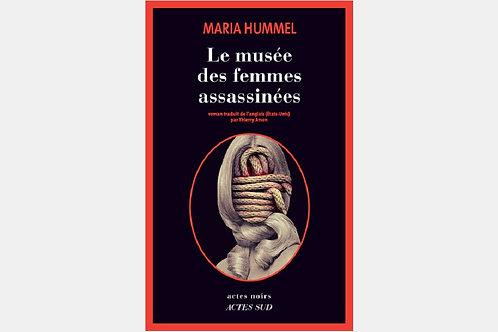 Maria HUMMEL - Le musée des femmes assassinées