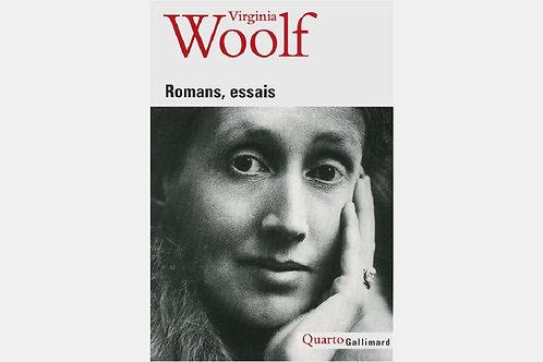 Virginia WOOLF - Romans, essais