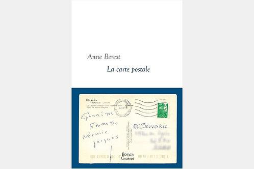 Anne BEREST - La carte postale