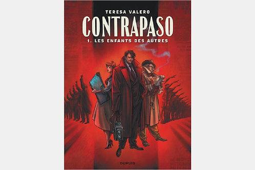 Teresa VALERO - Contrapaso 1. Les enfants des autres