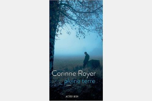 Corinne ROYER - Pleine terre