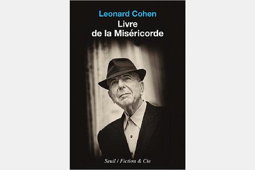 Leonard COHEN - Livre de la Miséricorde