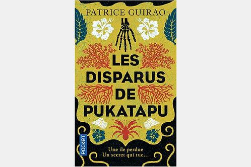Patrice GUIRAO - Les disparus de Pukatapu