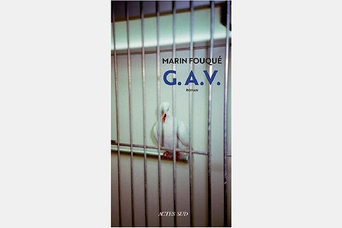 Marin FOUQUE - G.A.V.