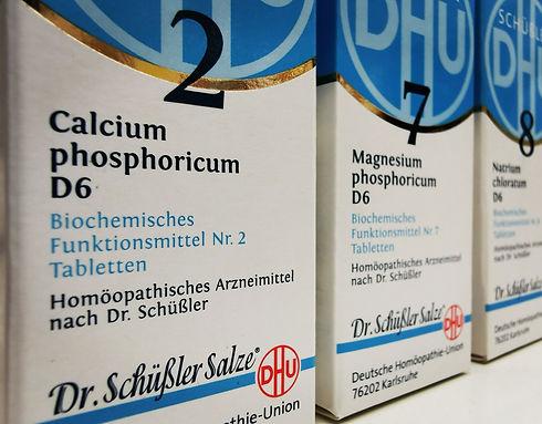 DHU | Schüßler Salze | Pflueger | Homöopathie