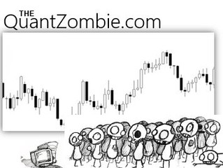 Our QuantZombie Alpha fund is up 36% YoY with no leverage. Yay!