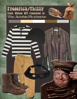 Selsdon/Burglar Character Closet