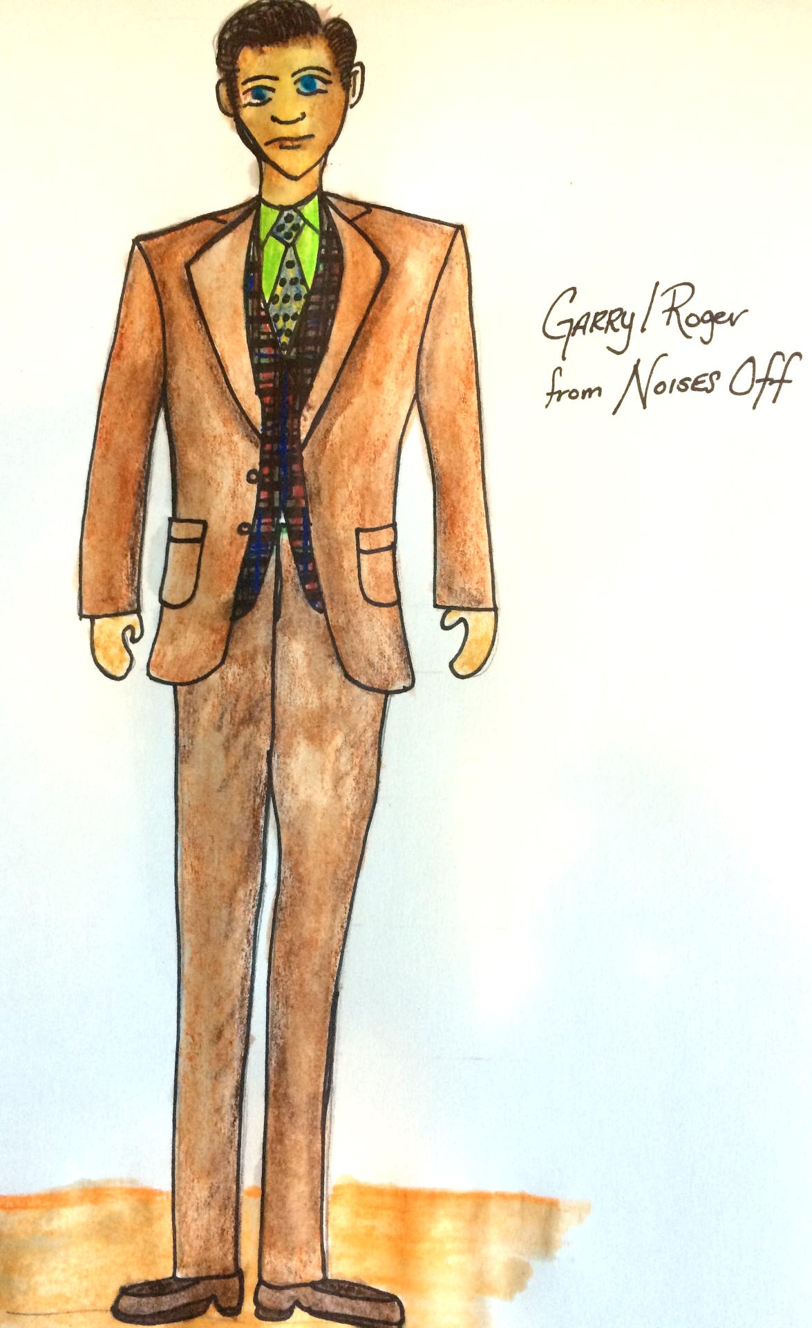Garry/Roger