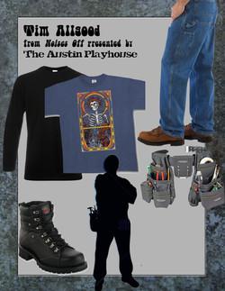 Tim Allgood Character Closet